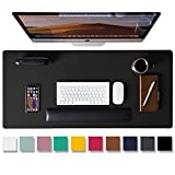 Leather Desk Pad Protector,Mouse Pad,Office Desk
