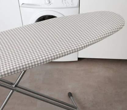 BBLP Funda para Tabla de Planchar 100% algodón con Suave ...