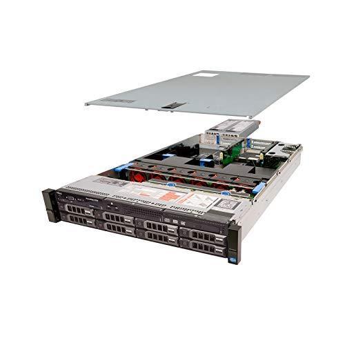 High-End Dell PowerEdge R720 Server 2 x 2.60Ghz E5-2670 8C 192GB 8 x 2TB (Renewed) (E5 Server)