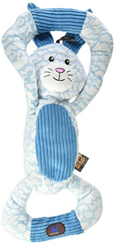 Charming 61346 Huggable Tuggables Bunny Squeak Toys