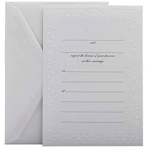 Stationery Set Border Paper - 9
