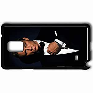 taoyix diy Personalized Samsung Note 4 Cell phone Case/Cover Skin 007 Casino Royale 2 Movies Tv Black