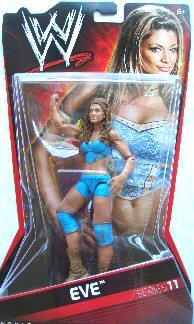 WWE Eve Torres Figure - Series #11 by WWE