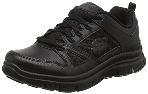 Skechers Boys Relaxed Fit Maddox Banter Lace Up