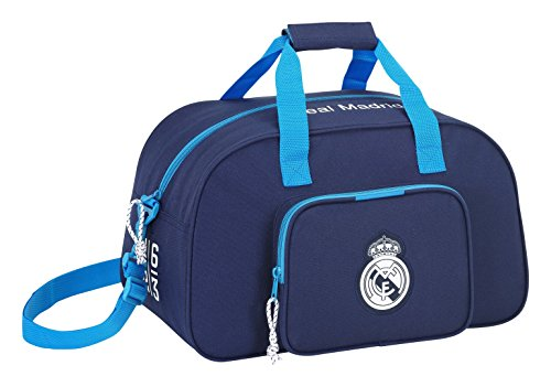 Real Madrid Sporttasche - Gym Bag - Sac de sport - bolsa de deporte 40x25cm navy