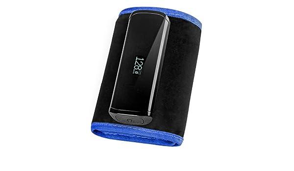 A&D UA-1200BLE Tensiómetro de muñeca, Bluetooth, aplicación connect para móviles: Amazon.es: Salud y cuidado personal