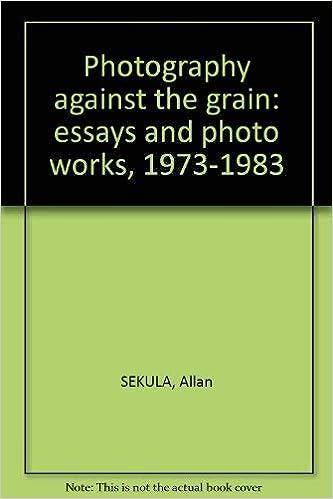 Photography grain the pdf sekula against allan