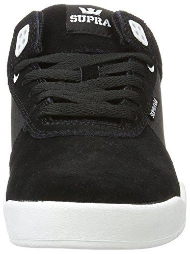 White Basse Schwarz Supra Ellington black Sneaker Uomo 002 wqYAfYP