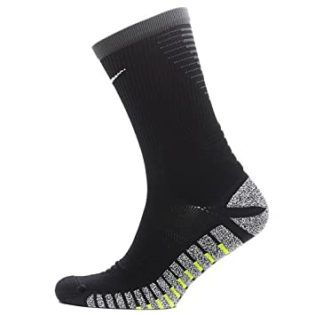 Nike Grip Strike LTWT Crew Calcetines, Unisex Adulto, Negro/Gris/Blanco (Black/Anthracite/White), 38.5-40.5: Amazon.es: Zapatos y complementos