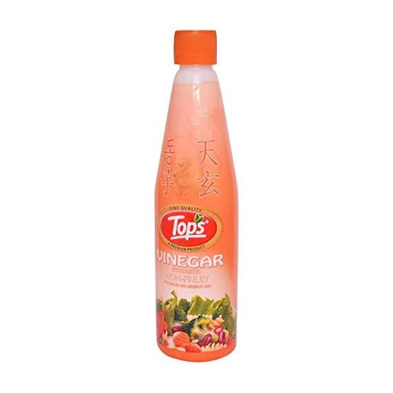 Tops Vinegar - White Vinegar, 610ml Bottle