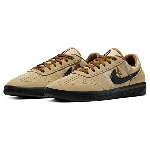 Nike SB Team Classic Skate Shoe (10 D(M) US, Parachute Beige/Black) ()
