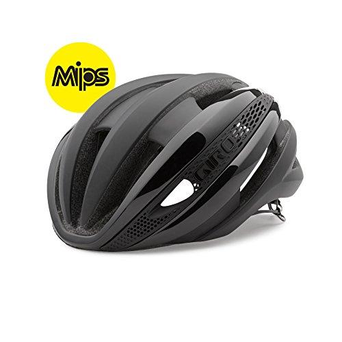 Giro Synthe MIPS Equipped Bike Helmet – Matte Black Large
