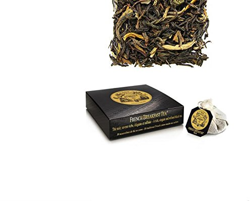 mariage frres french breakfast tea box of 30 traditional french muslin tea sachets - Mariage Freres Nancy