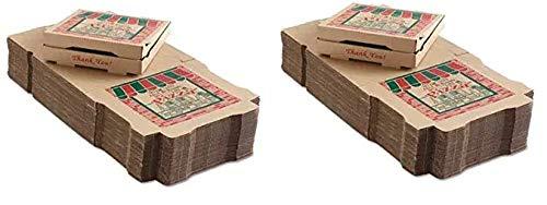 ARV9124314 - Arvco Corrugated Pizza Boxes, 12w X 12d X 1 3/4h, Kraft (2-(Pack))