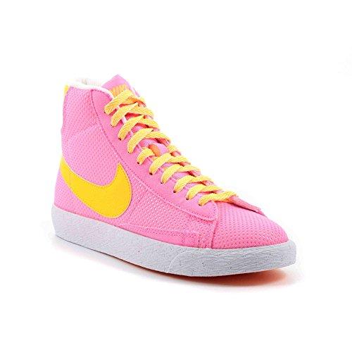 Nike Blazer Vintage GS Mädchen Hohe Sneakers Pink ansbach
