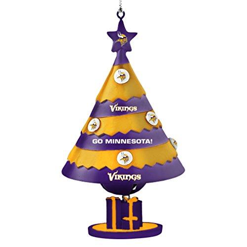 (NFL Minnesota Vikings Tree Bell)