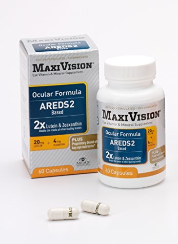 MedOp MaxiVision Глазные Formula - 60 Капсулы