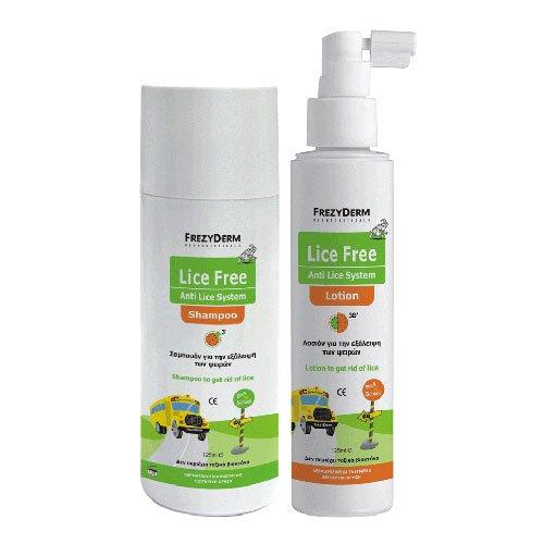 FREZYDERM Lice Free Set 422490