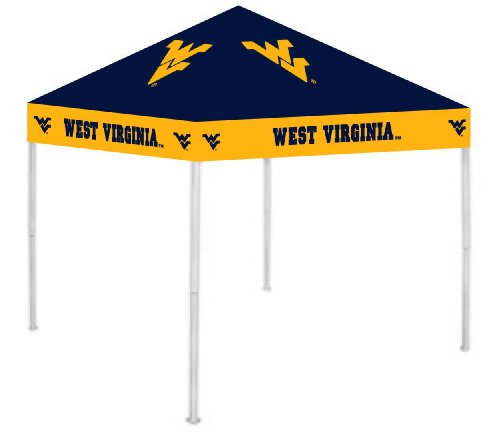 Rivalry NCAA West Virginia Mountaineers Canopy Top