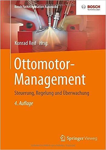Ottomotor Management Steuerung Regelung Und überwachung Bosch