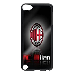 iPod Touch 5 Phone case Black AC Milan ZAC1250934