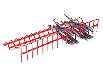 Olsa Tools Plier Rack Organizer Tool Box Drawer Storage Holder Holds 16 Pliers