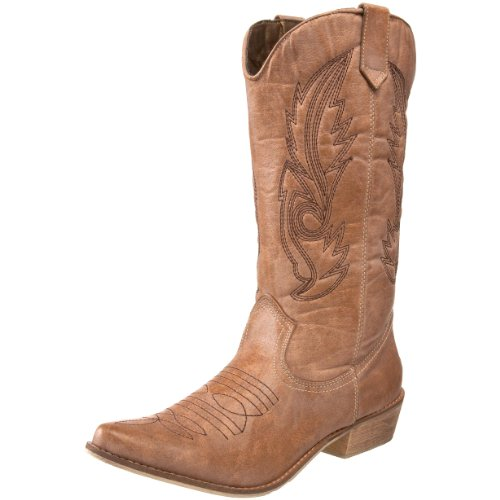 Coconuts By Matisse Women's Gaucho Boot,Tan,8.5 M