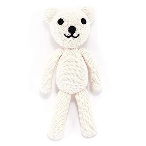Bear. Giocattolo per bambini all'uncinetto