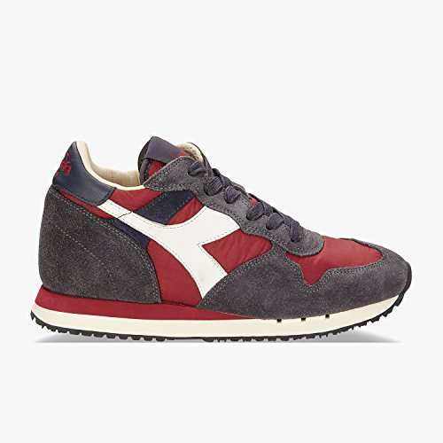 huge selection of 9ac3a 98fb8 Diadora Triden W Nyl Rouge Blanc - Baskets Femme ...