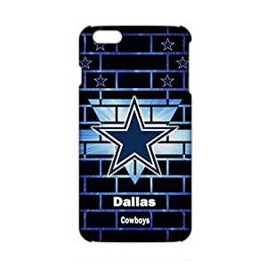 CCCM Dallas Cowboys 3D Phone Case for Iphone 6 Plus by runtopwellby Maris's Diary