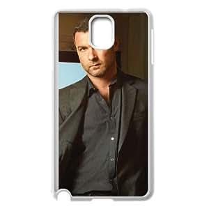Ray Donovan 2 funda Samsung Galaxy Note 3 caja funda del teléfono celular del teléfono celular blanco cubierta de la caja funda EEECBCAAI25310
