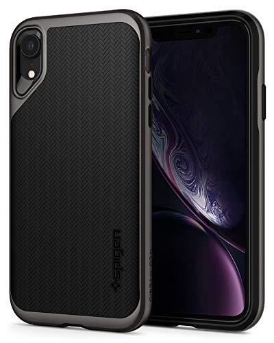 Spigen Neo Hybrid Designed for Apple iPhone XR Case (2018) - Gunmetal