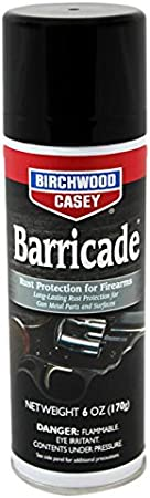 Birchwood Casey Barricade protection contre la rouille Take-Alongs 25 Lingettes