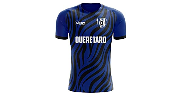 Airosportswear 2019-2020 Queretaro Home Concept - Camiseta de fútbol para bebé, 3/6 Meses, Azul: Amazon.es: Deportes y aire libre