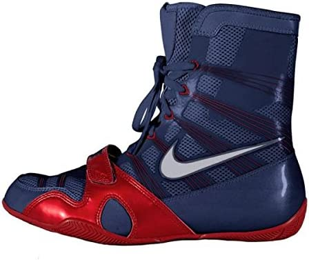 Nike HyperKO MP Boxing Boots Shoes Mid