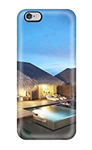 Tough Iphone Case Cover/ Case For iphone 5s(maldives Resort)