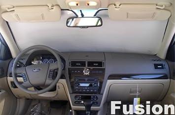 Amazon.com: Sunshade for Ford Fusion or Fusion Hybrid 2006 2007 2008 ...