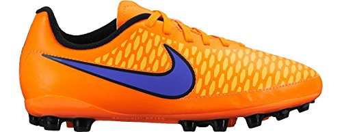Bota Futbol Nike JR Magista Onda AG Naranja 38,5
