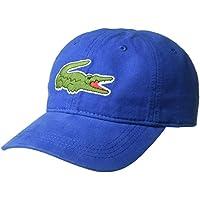 Lacoste Mens Big Croc' Gabardine Cap
