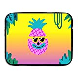 Laptop Sleeve Bag Pineapple Skull Logo Cover Computer Liner Package Protective Case Waterproof Computer Portable Bags