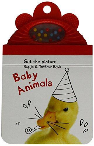 Baby Rattle Photo Book: Baby Animals