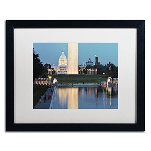 National Mall at Twilight by Gregory O'Hanlon Frame, 16