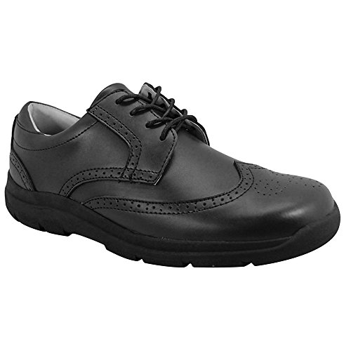 dr-zen-raymond-mens-therapeutic-diabetic-extra-depth-shoe-leather-lace-up