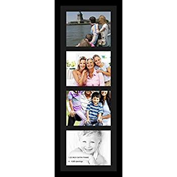 Amazoncom Arttoframes Collage Photo Frame Single Mat With 4 8x10