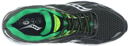 Saucony Ride 6 - Zapatillas de running de sintético para hombre Grey/Green/Citron gris - Grey/Green/Citron