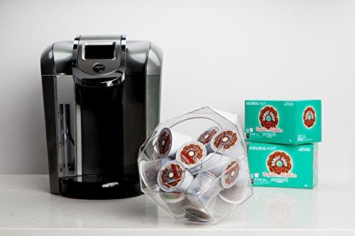 Nespresso Vertuoline Hexagon Plexiglass Capsule Pod Holder