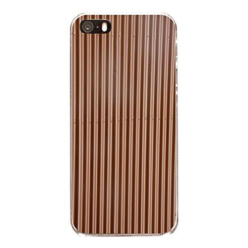 """Disagu Design Case Coque pour Apple iPhone SE Housse etui coque pochette """"Blechoptik Kupfer"""""""