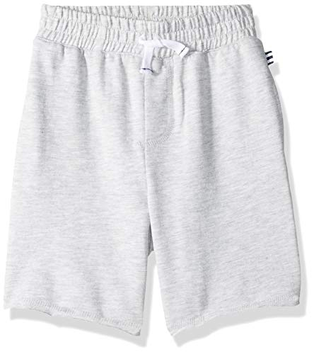 - Splendid Boys' Toddler Baby French Terry Solid Short, Light Grey Heather 2T