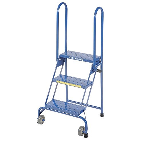 Ballymore 3 Step Lock-N-Stock Folding Ladder