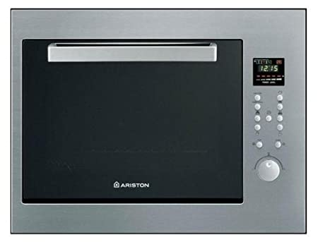 Hotpoint-Ariston MWAZ-322 IX/HA - Microondas: Amazon.es